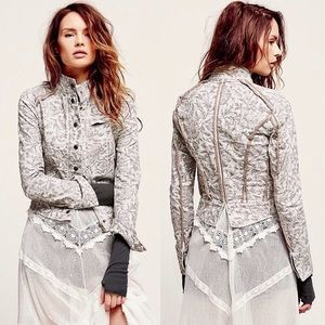 Free People | Follow the Flock Jacquard Jacket 2